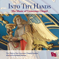 Into Thy Hands CD cover